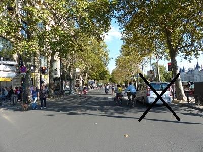 Huit principaux avantages d'une ville sans voiture