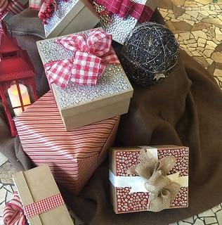 Cadeaux de Noël : évitez ou remplacez les emballages !