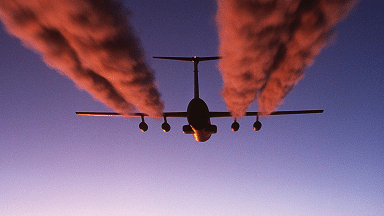 avion pollution