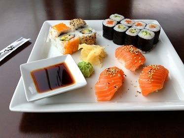 manger japonais