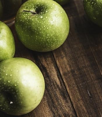 pommes vertus