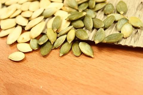 courge graines bienfait
