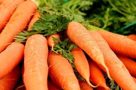 beauté carotte
