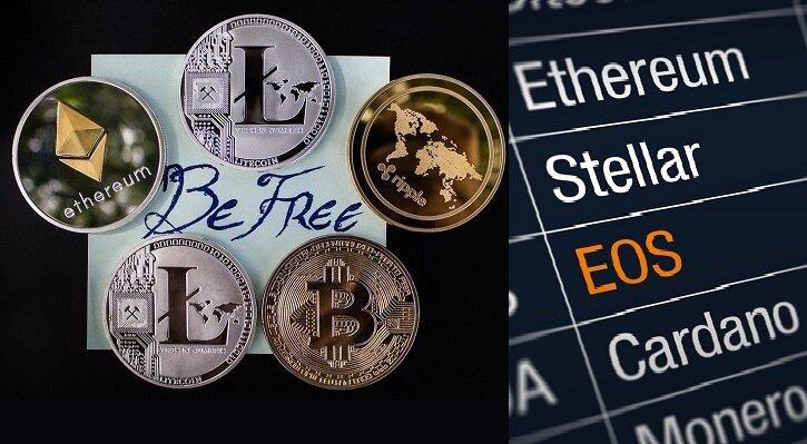 5 cryptos monnaies les plus écologiques